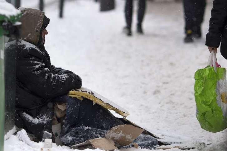 Ma Terre - Vague de froid : un plan exceptionnel du gouvernement pour les sans-abris