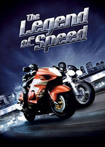 the legend de speed