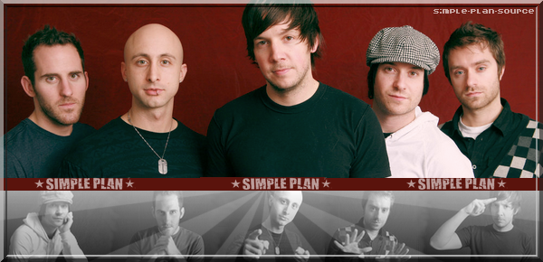 Biographie de Simple Plan