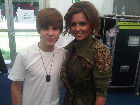 Justin Bieber bientôt dans Glee... avec Cheryl Cole ?