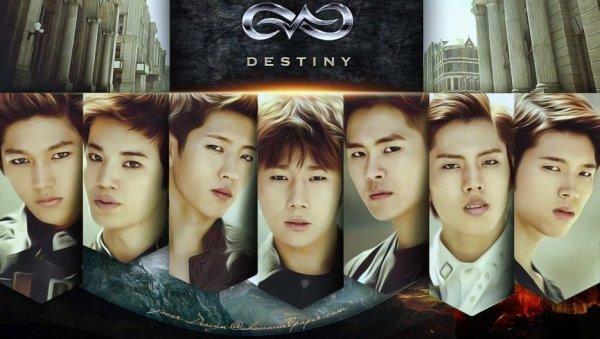 DESTINY / Infinite - Destiny (2013)