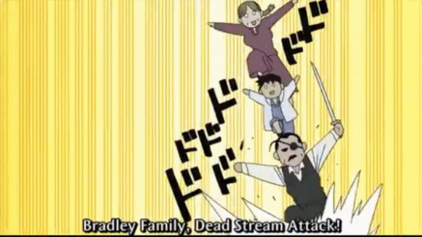 une famille tout a fait normal....X)