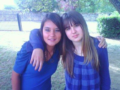 loriane et moi