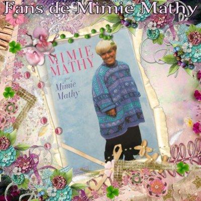 N° 23 :  Mimie Mathy