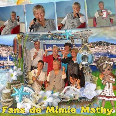 N° 250 : Une journée avec Mimie Mathy à Marseille