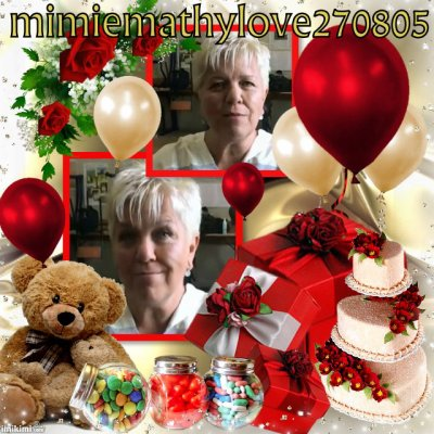 N° 394 : Message de Mimie