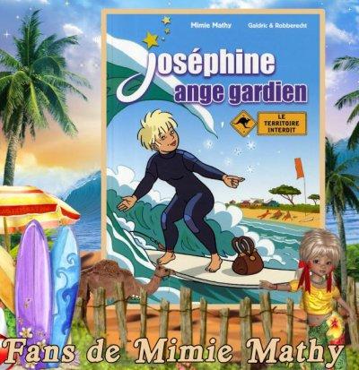 """N°141: BD Joséphine, ange gardien """"Le territoire interdit"""""""