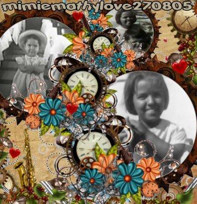 N° 3 : L'enfance de Mimie Mathy