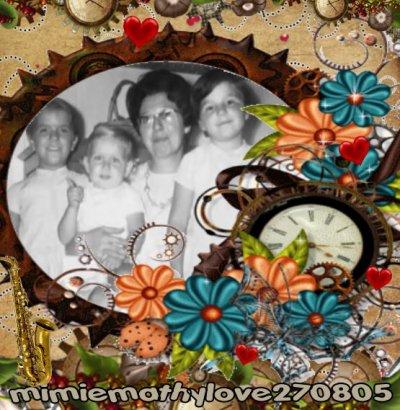 article 3 : L'enfance de Mimie Mathy