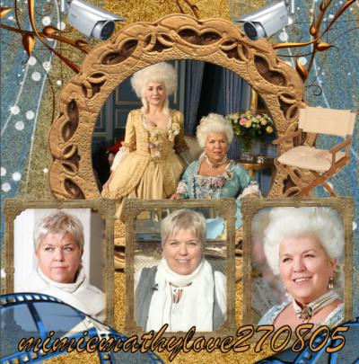 """article 262 : Joséphine, ange gardien """"Marie-Antoinette"""""""