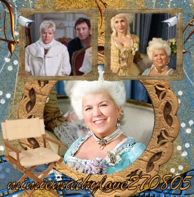 """N° 262 : Joséphine, ange gardien """"Marie-Antoinette"""""""