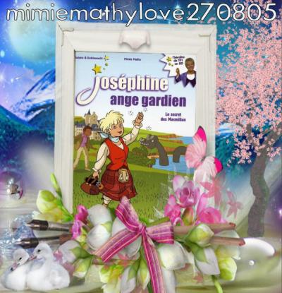 """N° 126 : BD Joséphine, ange gardien """"Le secret des Macmillan"""""""