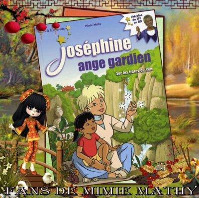 """N° 105 : BD Joséphine, ange gardien """"Sur les traces de Yên"""""""