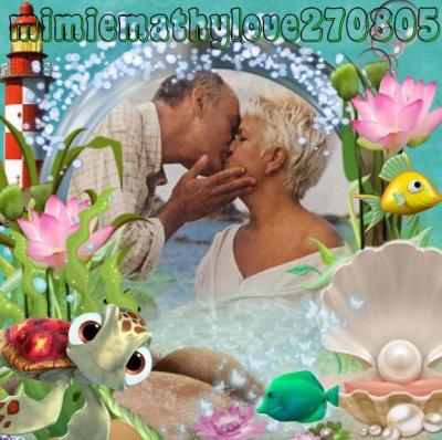 N° 470 : Mimie et Benoist à Trébeurden
