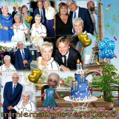 article 558 : Les 90 ans de Line Renaud
