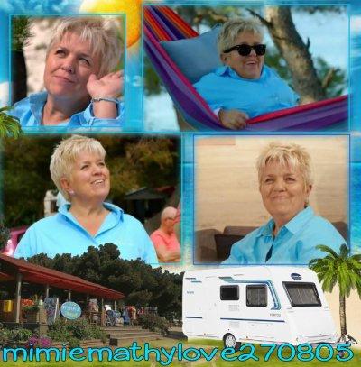 """N° 562 : Camping Paradis """"Un ange gardien au camping"""""""