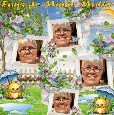 N° 983 : Les folles confidences de Mimie Mathy