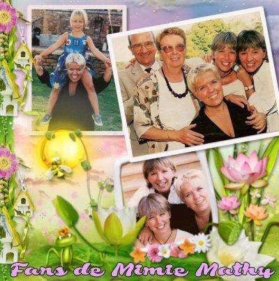 N° 1017 : Mimie Mathy, un ange au c½ur immense