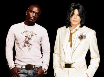 AUDIO - Ecoutez le titre d'Akon et Mickael Jackson