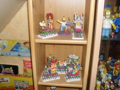 Mes figurines hamilton