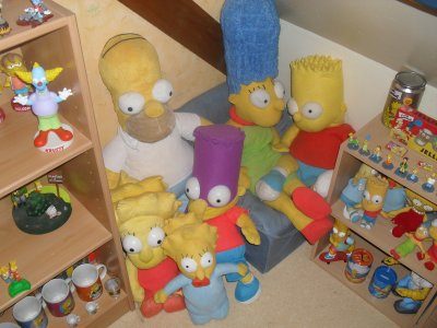 Mes grandes peluches
