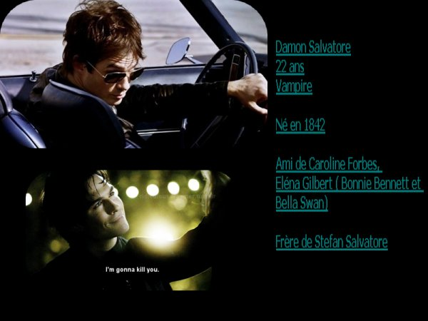 Damon Salvatore <3<3<3