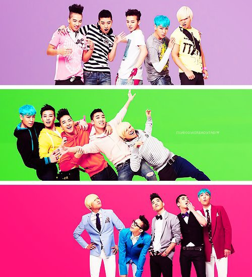 BIGBANG / BIGBANG - Tonight (2012)