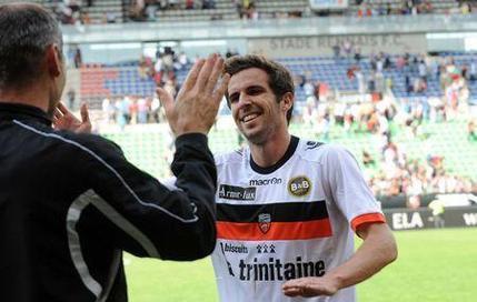 Corgnet : «Lorient, le meilleur club pour progresser»