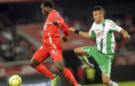 Ligue 1: Saint-Etienne accroché à Valenciennes