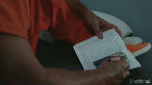 Bones saison 10 , l'agent du FBI Syley Booth en prison