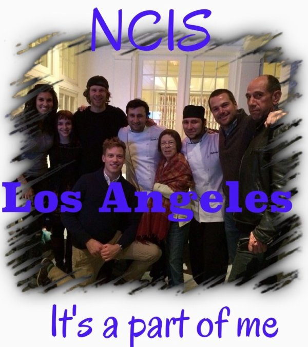 NCIS:Los Angeles it's a part of me