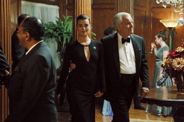 Ziva et le père de Tony / père de Gibbs