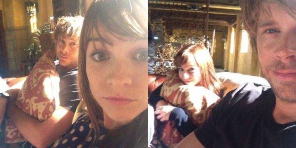 Selfie 2/3 #Ncis:L.A