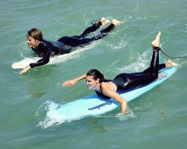 Le Densi surf #NCISLA