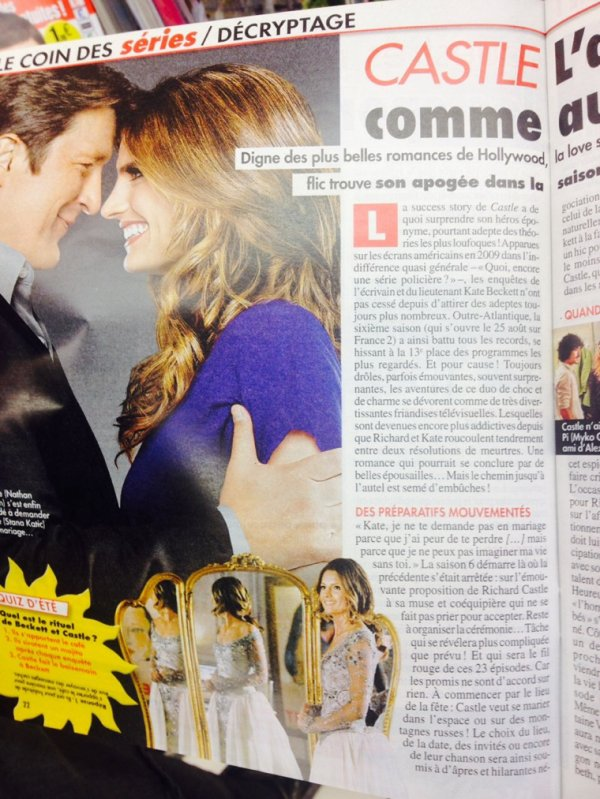 Article sur castle