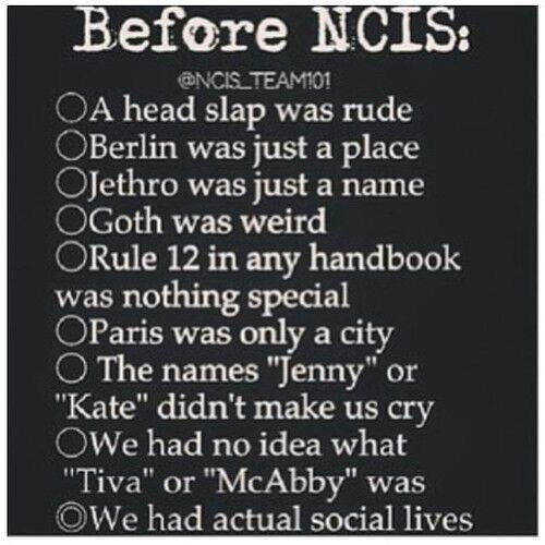 Before NCIS