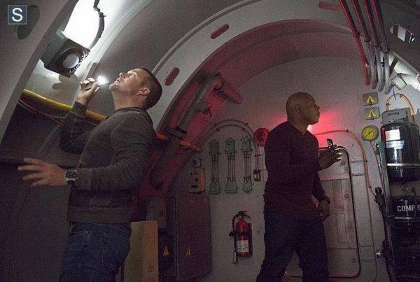 Callen et Sam :) 6x01