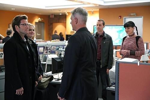 Episode 9 saison 12 de NCIS avec le mari de Bishop