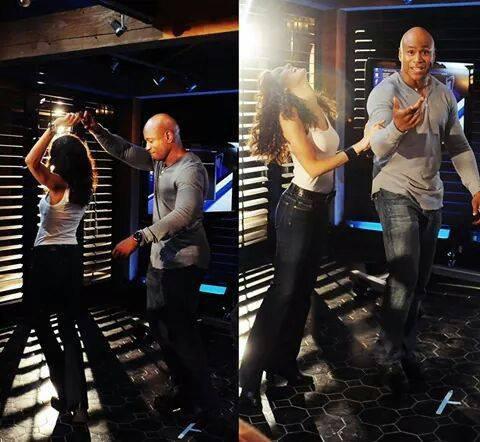 Sam et Kensi : la danse