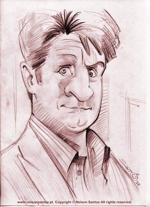 Caricature de nos acteurs/actrices préférés