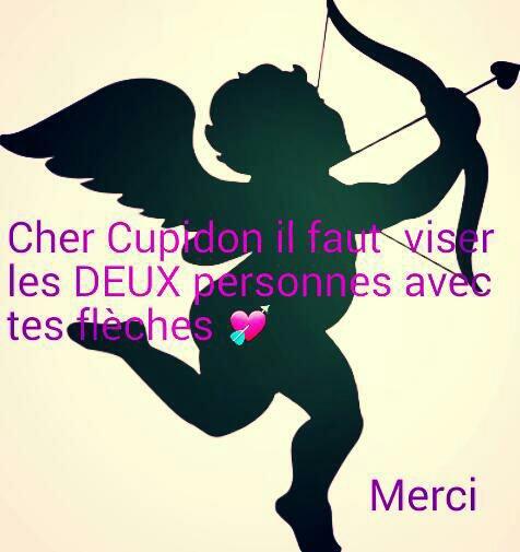 Cher Cupidon ❤