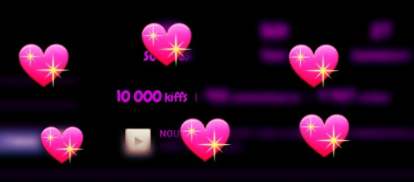 10 000 ❤