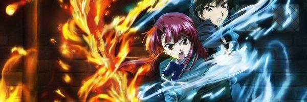 image de l'anime kaze no stigma