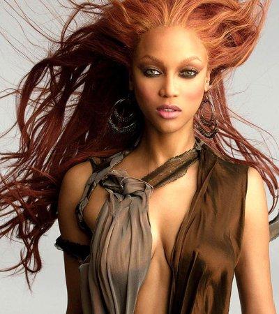• Tyra Banks, Plus qu'une Idole ♥ !