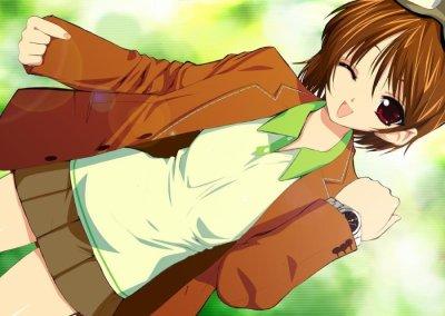 ~~Fille manga~~