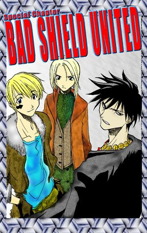 Bad Shield United - One Shot de Tite Kubo