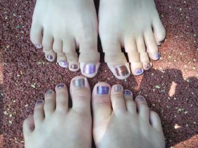 Pedicure xD