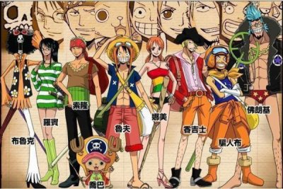 Fan de One Piece !!!!