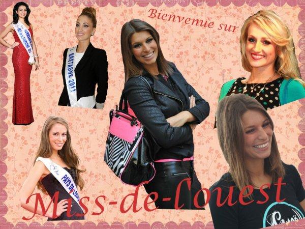 Bienvenue sur Miss de l'Ouest!