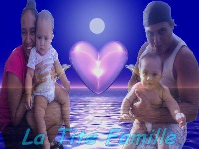 La famille AH-LING + TANOA